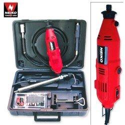 40 Pcs Electric Die Grinder Tool Kit - Nk # 10657A