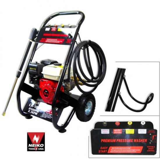 5.5 HP 3000 PSI Pressure Washer - Nk # 10668A