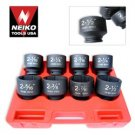 "8 Pcs Add-On 3/4"" Dr. Jumbo Impact Socket Set - Nk # 02392A"
