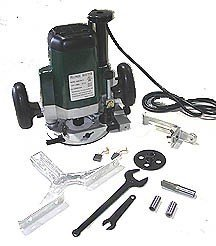 2 HP Electric Plunge Router - UL Listed