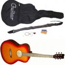 "38"" Sunburst Acoustic Guitar With Accessories - GA3810R-SK"