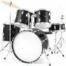 5 Pcs Black Drum Kit - DRM522-BK