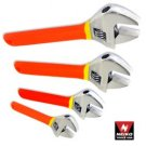 4 Pcs Adjustable Wrench Set - Nk # 03209A