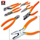6 Pcs H/D Mechanic Plier Set - Nk # 02102A