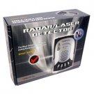EARLY WARNING™ RADAR / LASER DETECTOR