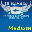 Medium Memorial T-Shirt