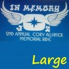 Large Memorial T-Shirt