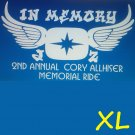 XL Memorial T-Shirt