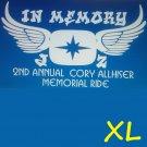 XL Memorial T-Shirt