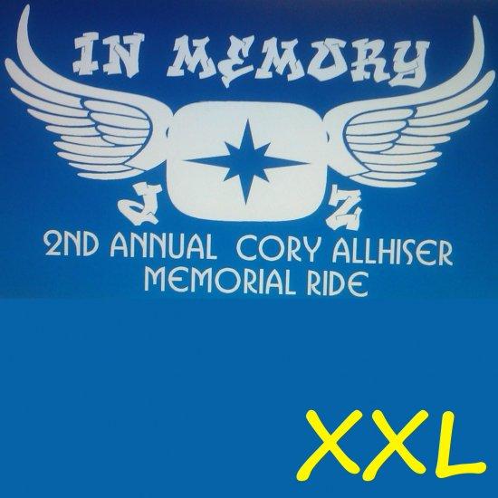 XXL Memorial T-Shirt