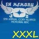 XXXL Memorial T-Shirt