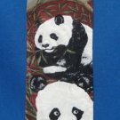 PANDA Luncheon Endangered Species Silk Tie Marc Dennis
