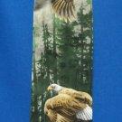 Bald Eagle Morning Ascent Endangered Species Silk Tie