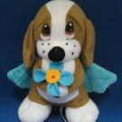 Sad Sam HUSH PUPPY Basset Hound Angel Dog Plush Cute