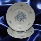 Johann Haviland ROSAMONDE 2 Bread Butter Plates Germany