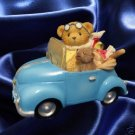 CHERISHED TEDDIES LIFE KEEPS US ON THE MOVE 114102 NIB
