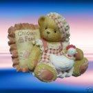 CHERISHED TEDDIES THOSE WE LOVE CHERISH 476439 NIB MINT