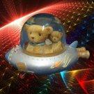 CHERISHED TEDDIES TRAVERS FRIENDSHIP 114101 SOUND NIB