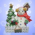 CHERISHED TEDDIES ERIKA SNOWBEAR CHRISTMAS 2001 MIB NEW