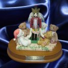 CHERISHED TEDDIES SPIRIT OF SEASON 112409 NIB LTD ED