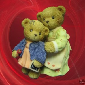 CHERISHED TEDDIES START OF YOUR BRIGHT EXCITING FUTURE