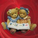 CHERISHED TEDDIES WHAT A STORY WE SHARE 601586 NIB 1999