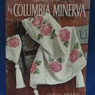 AFGHANS BY COLUMBIA MINERVA KNITTING CROCHET PATTERNS