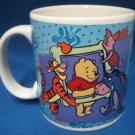 Disney Pooh Eeyore Tigger Piglet Frame Mug Cup Sakura