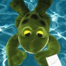 FLOPSIES JUMPIN JACQUES FROG PLUSH STUFFED TOY AURORA