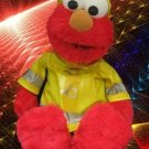 SESAME STREET ELMO FIREMAN FIRE FIGHTER PLUSH NANCO NR