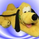DISNEY DOG PLUTO FLOPPY PUPPY PLUSH COLLECTIBLE CUDDLY