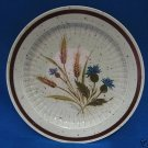 WINTERLING MARKTLEUTHEN WHEAT THISTLE 1 SALAD PLATE NEW