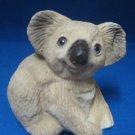 KOALA Stone Critters Figurine Statue Vintage 1987 Cute