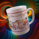 MARY ENGELBREIT WORKING MOTHER COLLECTIBLE MUG CUP