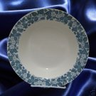 ROYAL CHINA OLD ENGLISH BLUE ROUND VEGETABLE BOWL