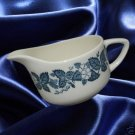 ROYAL CHINA OLD ENGLISH BLUE DINNERWARE CREAMER PITCHER