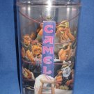 VINTAGE JOE CAMEL THERMOSERV TANKARD STEIN ADVERTISING