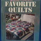 QUICK METHOD FAVORITES QUILTS QUILTING PATTERN BOOK HC