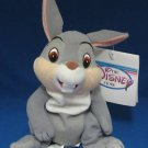 DISNEY THUMPER BAMBI BUNNY BEAN BAG PLUSH 1st ED MWT