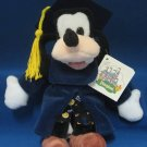 Disneyland Grad Night Goofy 1999 Plush Souvenir MWT