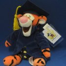 Disney World Grad Night Tigger 1999 Plush MWT Souvenir