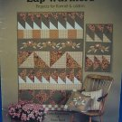 LAP WARMERS QUILT QUILTING PATTERN BOOK 6 DESIGNS