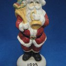 ETHNIC SANTA 1925 USA CHRISTMAS FIGURINE PORCELAIN NR