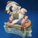 MARYS MOO MOOS DREAMING OF WHITE CHRISTMOOS MUSICAL COW