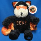 STARBUCKS BEARISTA BEAR 27 HALLOWEEN EEEK BAT 2003 MWT