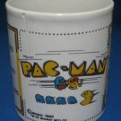 Pac-Man Arcade Game Mug Cup Kiln Crafts England As Is