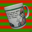 Christmas Means Hot Flashes Mug Maxine Hallmark Shoebox