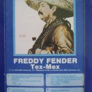Freddy Fender Tex Mex 8 Track Tape NOS Sealed 1979