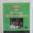 Christmas Children's Chorus Golden Hour 8 Track Tape