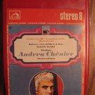 Giordano Andrea Chenier 8 Track Tape Orchestra Roma Vtg